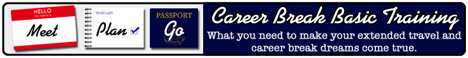 Career Break Boot Camp - sign up today!