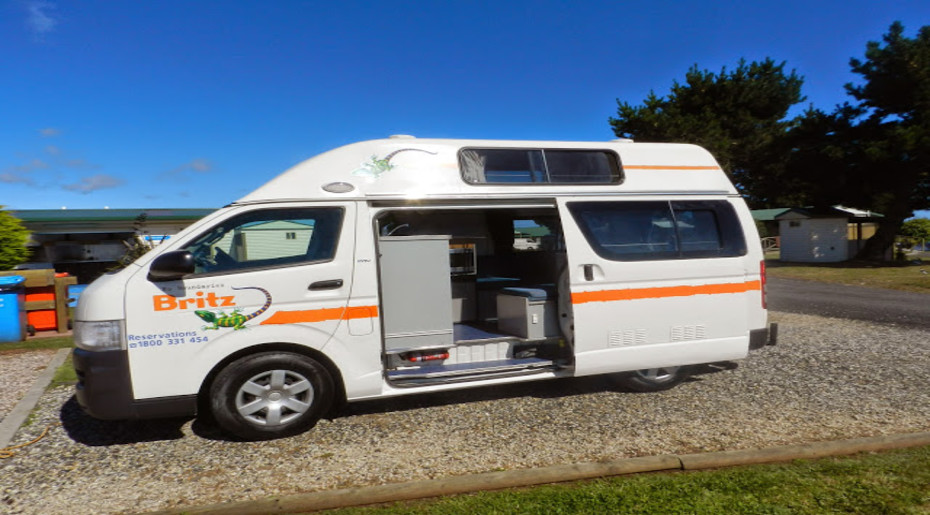 Renting a Campervan on a Backpacker Budget